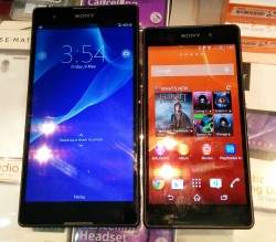 T2 Ultra vs Sony Xperia Z2