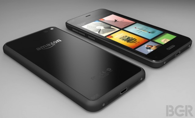 Amazon's mobile phone finally gets world's first clear look
