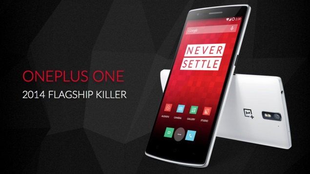 Oneplus One update: Claims to fix touchscreen issues