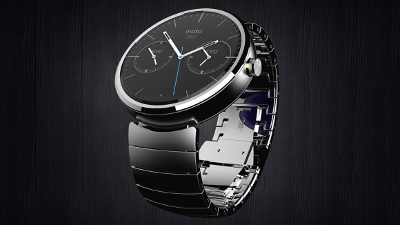 Moto 360 will charge by wireless induction: Motorola