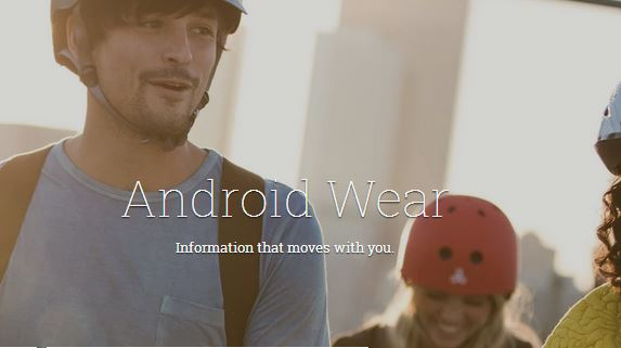LG G Watch and Samsung Gear Live Android Wear now showing in Google Play