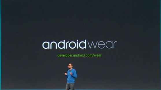 Google shows off Android Wear