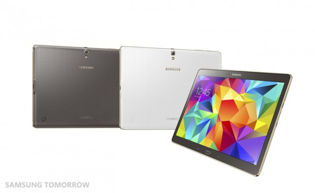 Samsung Galaxy Tab S 10.5 4G to launch on Telstra later this year