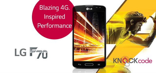 LG F70 arrives exclusively on Optus – LTE speeds for a bargain price