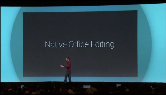Google adds Native MS Office editing to Google Docs editor