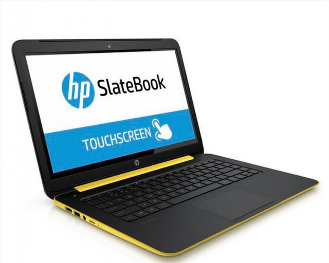HP officially launches their HP SlateBook 14 laptop running Android