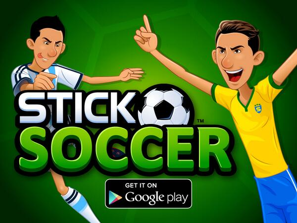 Stick Sports updates Stick Soccer with Google Play Games functionality and more