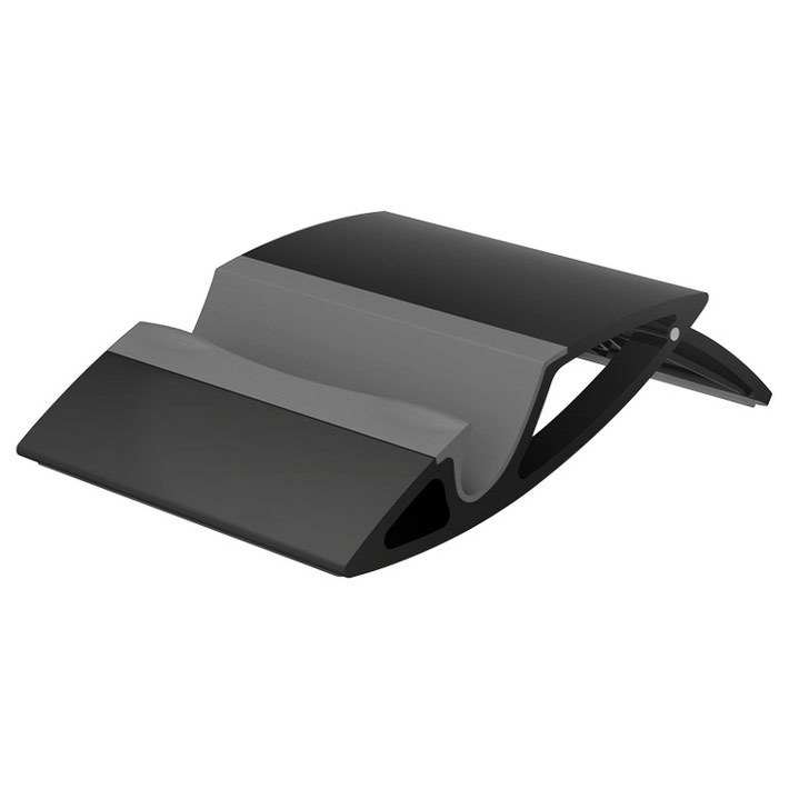 Orzly Universal Folding ABS Holder Adjustable Desk Stand - Black