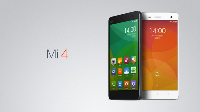 Xiaomi Announce The Mi4: Another High-end Flagship