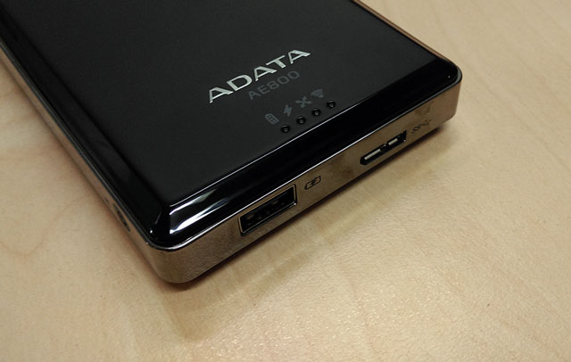 ADATA DashDrive Air AE800 – a big hard disk, power bank and Wi-Fi hotspot in one device
