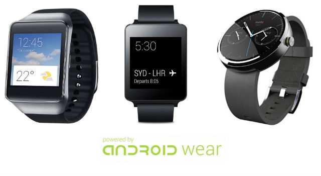 Waiting for Android Wear today? So are we!