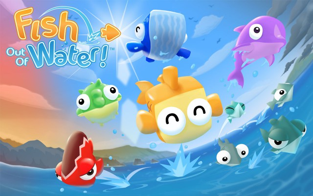 Play this: Halfbrick's Fish out of Water
