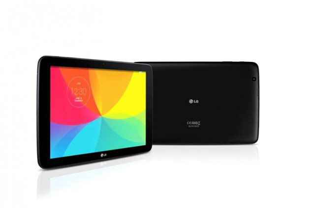 LG bring the G Pad 10.1 to Australia