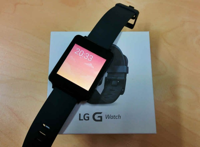 LG G Watch – First Impressions