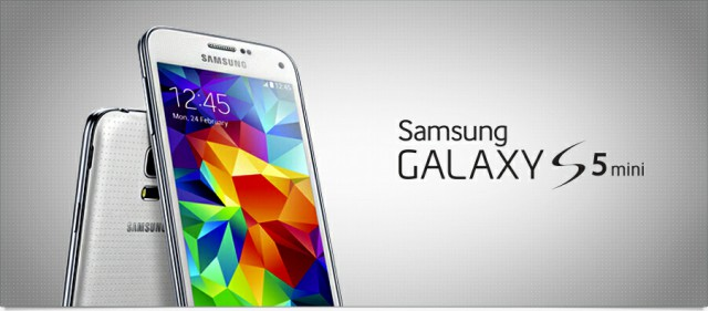 Samsung announces the Galaxy S5 Mini