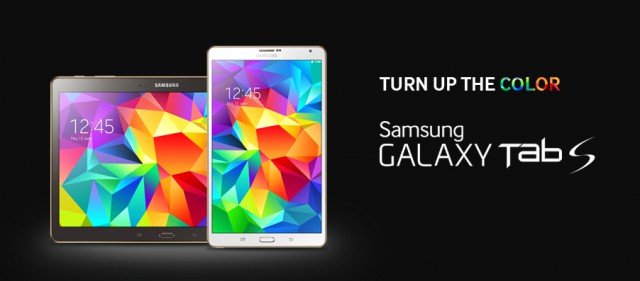 Samsung Galaxy Tab S to launch in Australia on the 14th of July