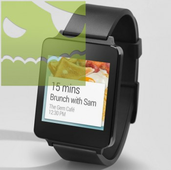 First Custom ROM Released For The LG G Watch