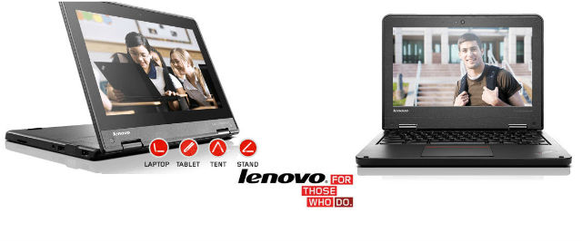 Lenovo to launch ThinkPad 11e and ThinkPad Yoga 11e Chromebook in Australia this month