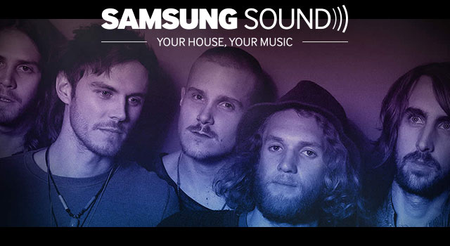 Win a double pass to see Jinja Safari perform in Sydney from Samsung Sound