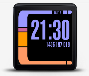 Get some Star Trek on your wrist with an LCARS themed Android Wear watch face