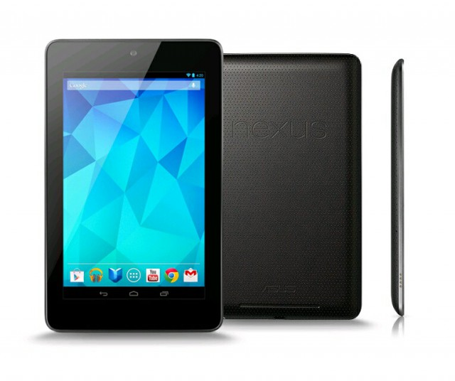 Good Deal: Get a refurbished 16GB WiFi Nexus 7 2012 for under $90 from Expansys