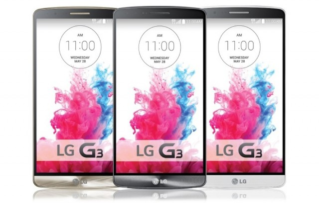 LG G3 Accessories announced for Australia