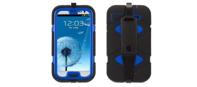 Griffin Survivor case for Samsung Galaxy S5