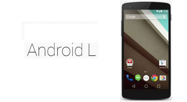 Want to know what's new in the new Android L Preview image? – Not much says a Googler