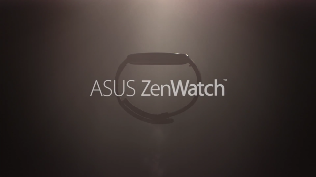 Asus outs the ZenWatch in a new teaser