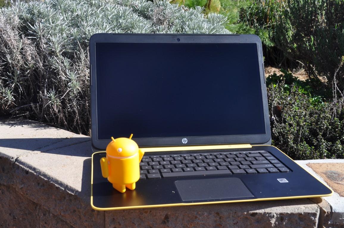 HP Slatebook 14 — Review