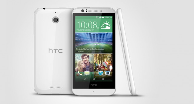 HTC announces the Desire 510 – A budget mid-range LTE enabled smartphone
