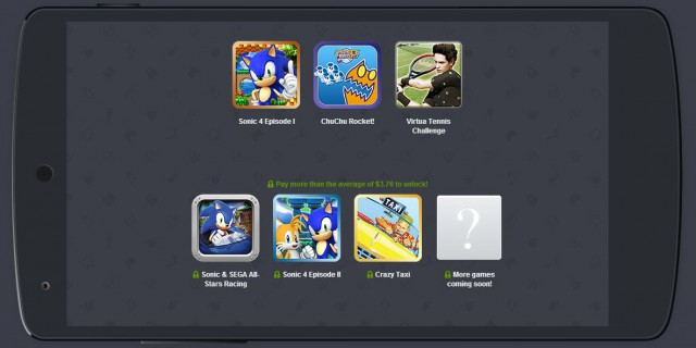 Humble Sega Mobile Bundle launches with 6 Sega games for Android