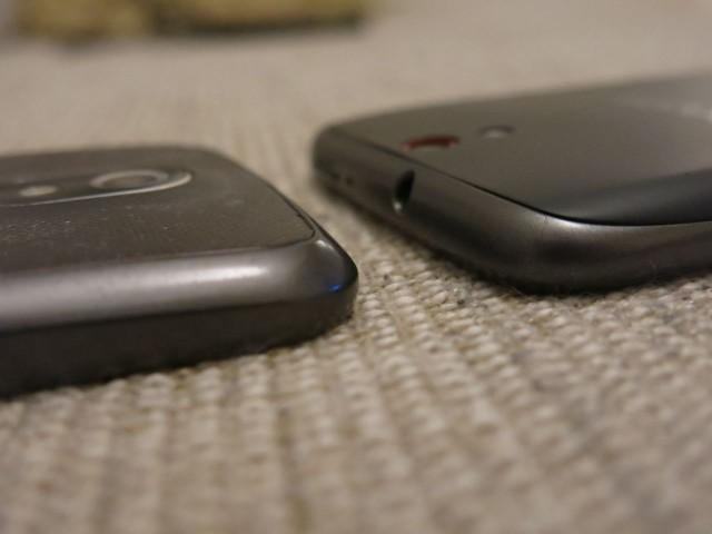 Galaxy Nexus family resemblance?