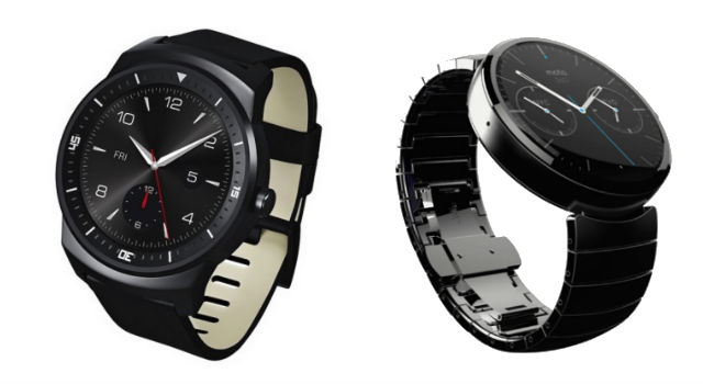 Reader Poll: Round Android Wear watches – LG G Watch R or Motorola Moto 360?