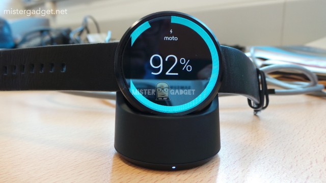 Motorola Moto 360 gets a partial review – reveals charging details and more sensors
