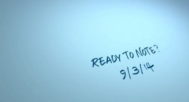 The Galaxy Note 4 is coming…