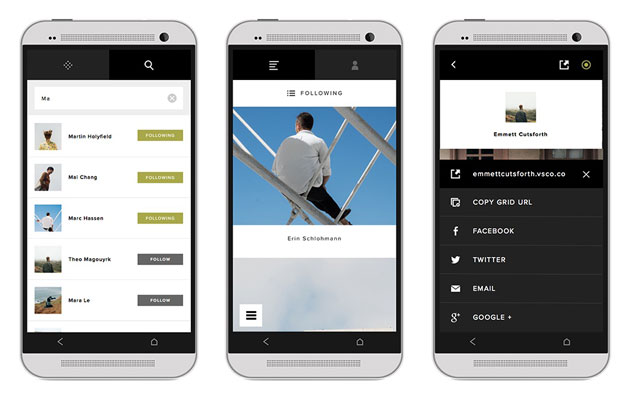 VSCO Cam gets an update – taps into its Grid for endless inspiration