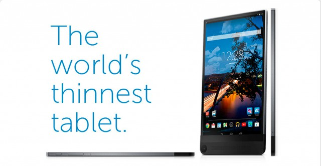 Dell's ultra-thin Venue 8 7000 tablet will go on-sale this month in Australia