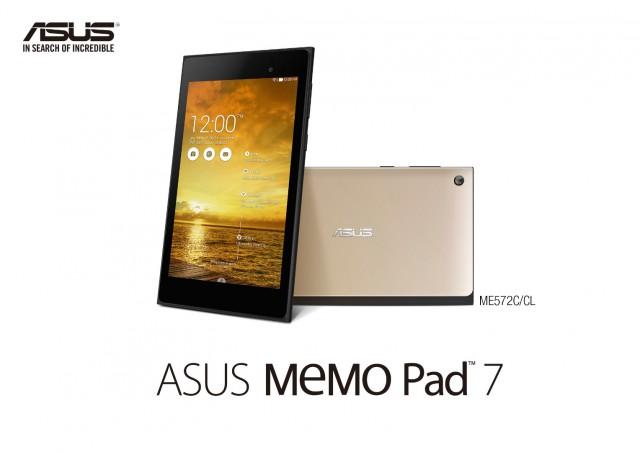 Asus updates its MeMO Pad 7 at IFA