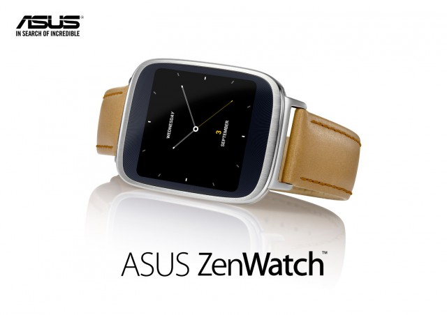Asus launches three ZenWatch companion apps on Google Play