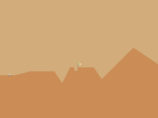 DesertGolfingGameplay