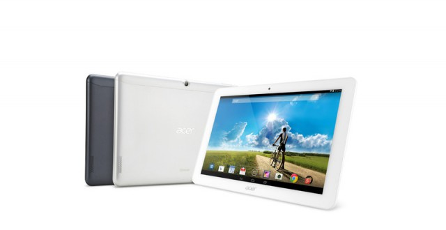 Acer announce two new Iconia tablets at IFA