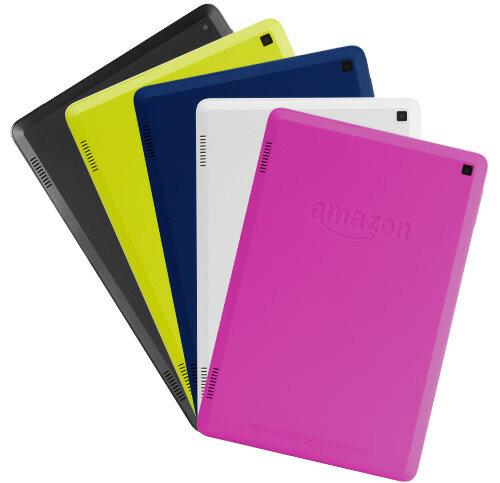 Kindle Fire Colours