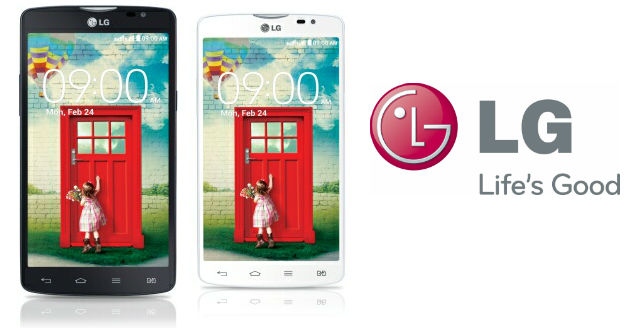 LG launches the LG L80 with 5″ screen, Knock Code and big battery for $299