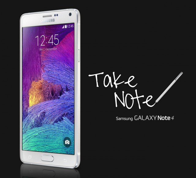Samsung will launch the Galaxy Note 4 on the 23rd of September and want you to join them