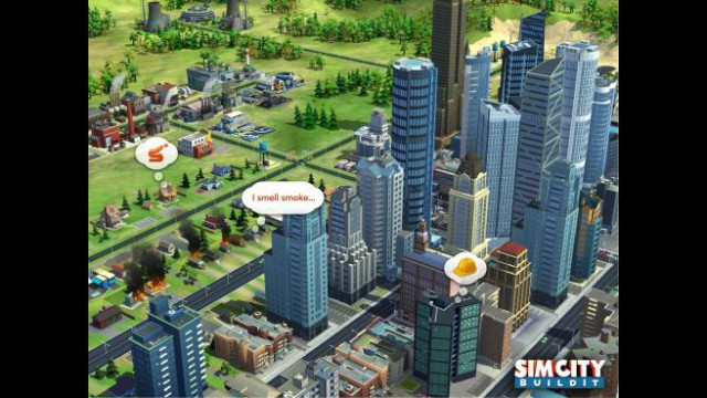 EA announces SimCity BuildIt, coming soon
