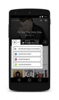 Shazam Google Play