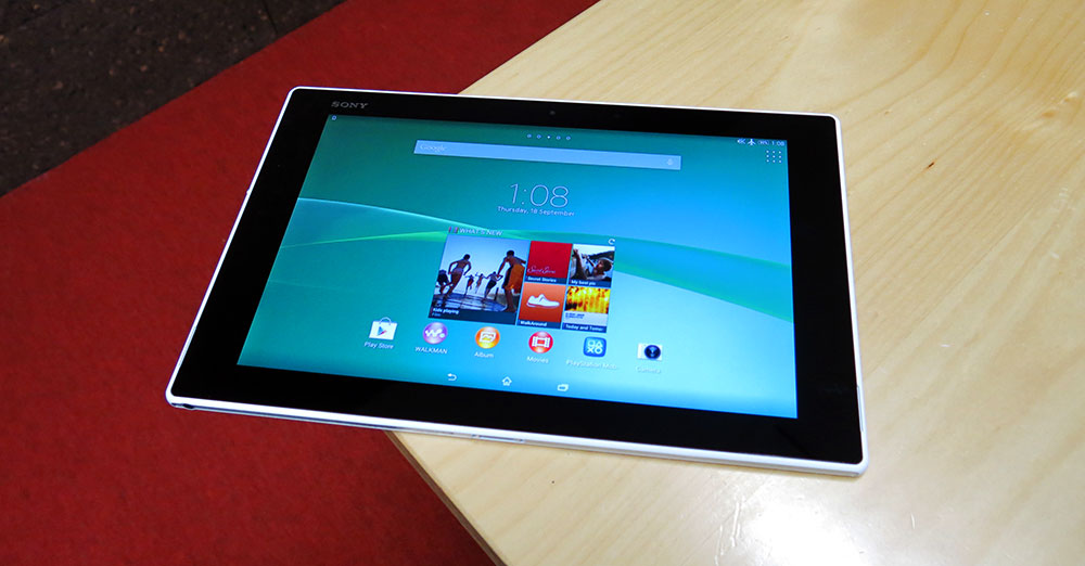 Sony Xperia Z2 Tablet — Review