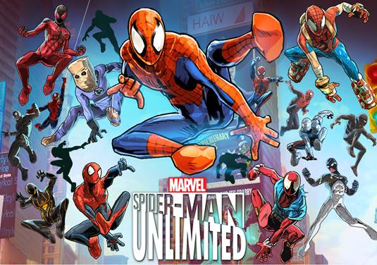 Gameloft releases Spider-Man Unlimited into Google Play
