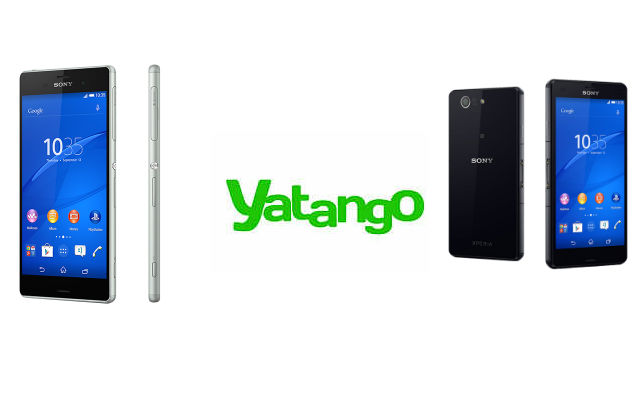 Yatango Shopping opens up pre-orders for the Xperia Z3 and Z3 Compact